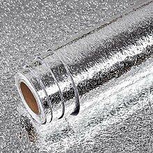 LaCheery Edelstahl-Kontaktpapier Aluminiumfolie
