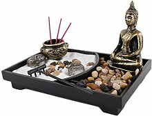lachineuse Garten Zen Buddha