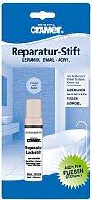 Lackstift für Sanitär (manhattan).  Einkomponenten-Speziallack für Kratzer und Lackfehler im Haushal
