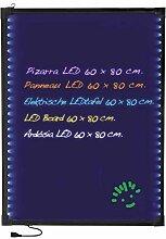Lacor 39160 Elektronische LED Tafel 60 x 80 cm