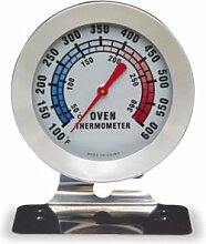 LACOR 62454 Backofen-Thermometer mit Stander