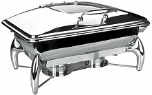 Lacor 69091 Chafing Dish Luxe GN 1/1