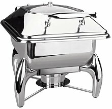 Lacor 69093Chafing Dish Luxe GN 1/2
