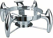 LACOR 69097Halterung Chafing-Dish Luxe rund