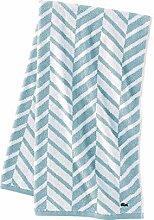 Lacoste Handtuch, 100 % Baumwolle 30x54 Bath