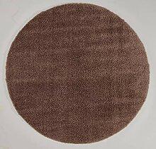Ladeco Seidenweicher Microfaser Hochflor Shaggy