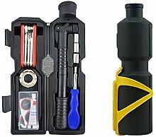 Laden Fahrrad-Reparatur-Werkzeuge Kit Kapsel-Box