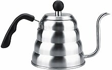 Ladieshow 304 Edelstahl über Kaffee Schwanenhals