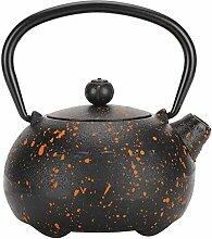 Ladieshow Gusseisen Teekanne Wasserkocher imitiert
