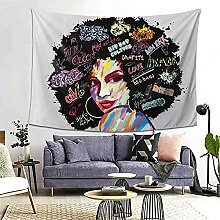 Lady Art Afro Sexy Frau African American