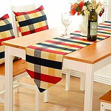 Ländlichen,american style,land table flag/alle cotton coffee table flag/bett-runner/tischläufer-A 30x220cm(12x87inch)