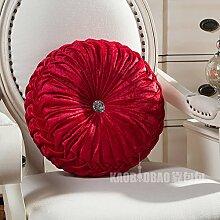 längliche Kissen/Kissen/European-Style französischen Sofakissen/ Bett Kissen-G Durchmesser35cm(14inch)