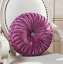 längliche Kissen/Kissen/European-Style französischen Sofakissen/ Bett Kissen-F Durchmesser35cm(14inch)