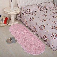 Länglicher superweicher Teppich für den