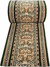 Läufer Teppich Flur Brücke - Muster Ornamente in