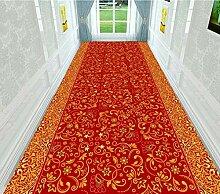 Läufer Teppich Flur Flurläufer mit Rutschfester