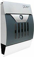 Lagento V2Aox Moderner Design Briefkasten