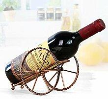 Lagerungsrack Kreative Europäischer Metallwein