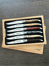 Laguiole en Aubrac L aguiole Steakmesser, 6