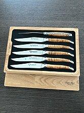 Laguiole en Aubrac L aguiole Steakmesser 6er Set