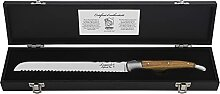 Laguiole Style de Vie Brotmesser Luxury Line,