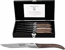Laguiole Style de Vie Steakmesser Luxury Line,