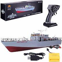 LAKA RC Torpedos Boot 1: 115 50cm Military Series