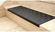 LAKO Gummi-Stufenmatte Trep-Step, 75 x 25 x 0,4