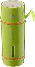 Lalaky Auto Bambus USB-Luftbefeuchter Mini Home