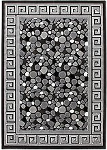 Lalee 347249305 Moderner Designer Teppich mit
