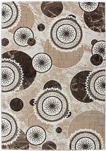 Lalee 347253340 Hochwertiger Designer Teppich mit