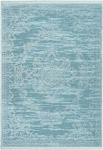 Lalee Klassisch-Moderner Vintage 3D Teppich,