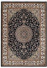 Lalee Klassischer Teppich mit Seidenoptik,