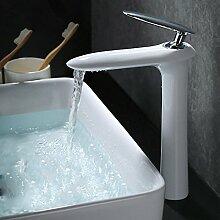 LaLF Europäischer Wasserhahn Kupfer waschbecken