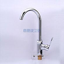 LaLF Küchenarmatur Waschbecken Wasserhahn