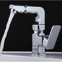 LaLF Waschbecken Wasserhahn Warmen und Kalten