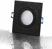 lambado® LED Spots Flach für Badezimmer IP44 in