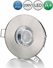 lambado® LED Spots für Badezimmer IP65 in