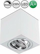 lambado® Premium LED Aufbauleuchte/Deckenstrahler