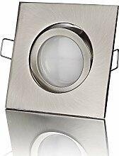 lambado® Premium LED Spots 230V Flach in