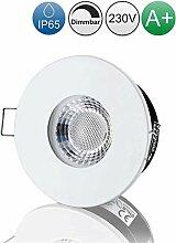 lambado® Premium LED Spots Dimmbar für