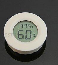Lamdoo New Digital Zigarre Humidor Hygrometer
