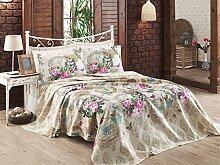 LaModaHome Luxury Soft Farbigen Twin Einzelzimmer