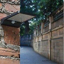 Lampe 36LED Straßenlaterne, PIR Bewegungssensor