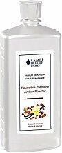 Lampe Berger 116022 Paris Raumduft Poussière d'Ambre Amber, 1 L