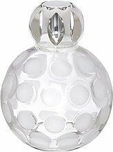 Lampe Berger 4423 Sphere Givree Duftlampe, Glas, weiß, 13 x 10 x 13 cm