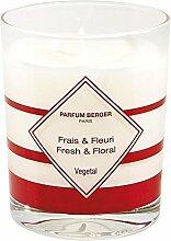 LAMPE BERGER Anti Küchengerüche Duftkerze, Glas,