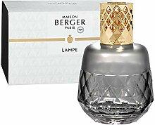 LAMPE BERGER Duftlampe, Glas, Grau, 14,8 cm / 125