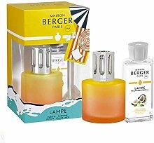 LAMPE BERGER Geschenkset Blissful Duftlampe, Glas,