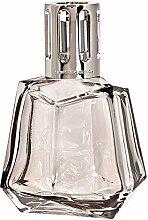 LAMPE BERGER Origami Fumee Duftlampe, Glas, Grau,
